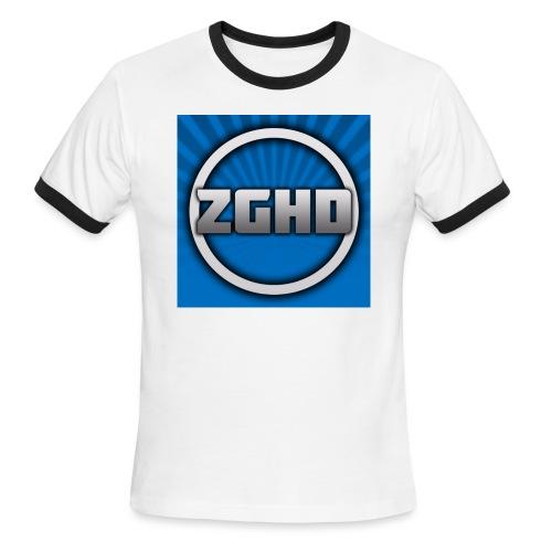 ZedGamesHD - Men's Ringer T-Shirt