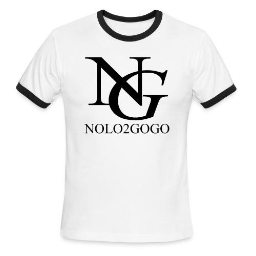 Nolo Parody Merch #3 - Men's Ringer T-Shirt