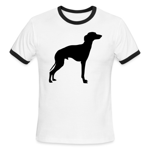 Italian Greyhound - Men's Ringer T-Shirt