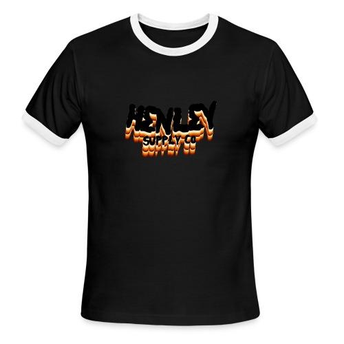 Retro 2 Tee - Men's Ringer T-Shirt