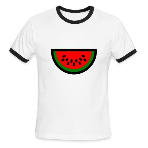 SJW1 - Men's Ringer T-Shirt