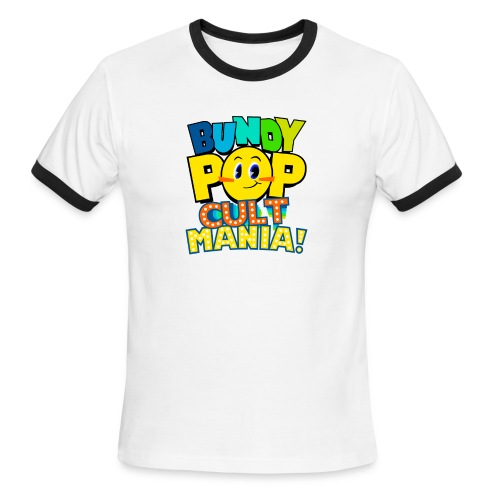 Bundy Pop Main Design - Men's Ringer T-Shirt