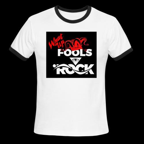Fool design - Men's Ringer T-Shirt