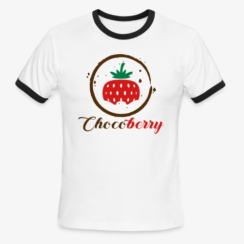 Chocoberry - Men's Ringer T-Shirt