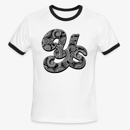 Bandana - Men's Ringer T-Shirt