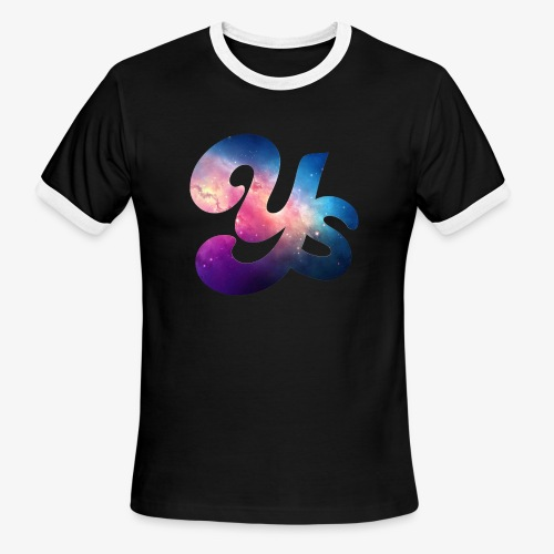 Galaxy - Men's Ringer T-Shirt