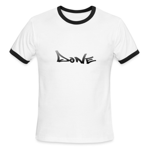 Done - Men's Ringer T-Shirt