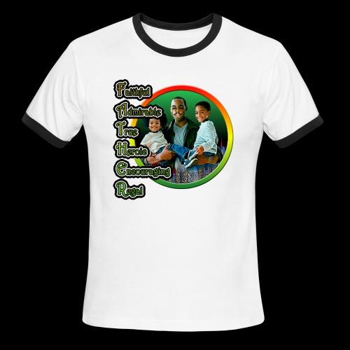 Father 01 - Men's Ringer T-Shirt
