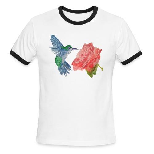 Hummingbird - Men's Ringer T-Shirt