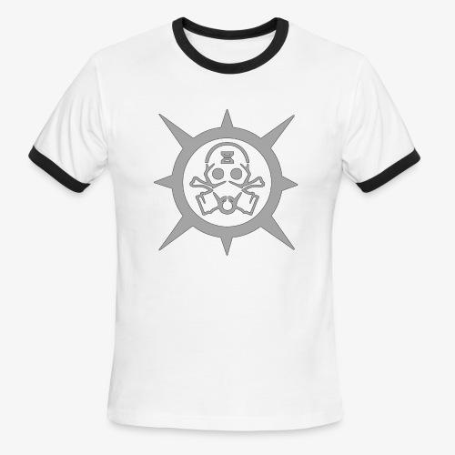 Gear Mask - Men's Ringer T-Shirt