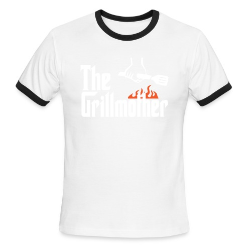 The Grillmother - Men's Ringer T-Shirt