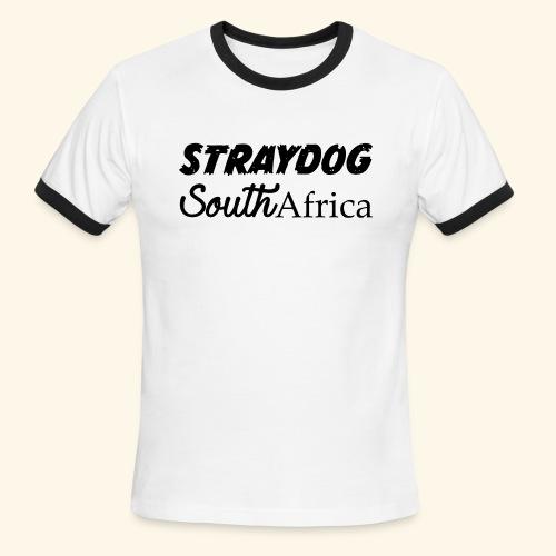 straydog clothing - Men's Ringer T-Shirt