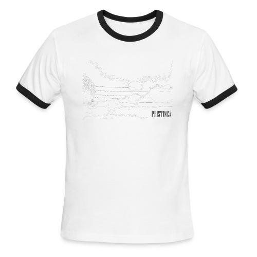 SunLines - Men's Ringer T-Shirt