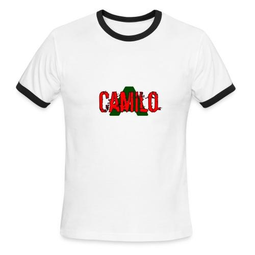 Camilo - Men's Ringer T-Shirt