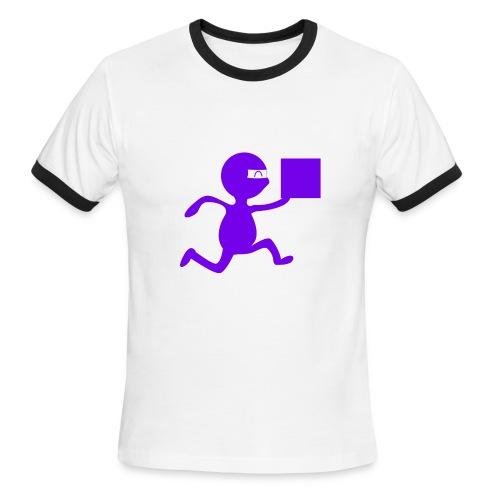 FedEx Ninja - Men's Ringer T-Shirt