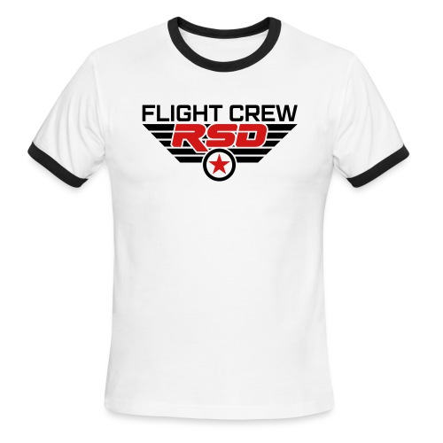 RSD Flight Crew - Men's Ringer T-Shirt