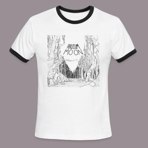 RadiumMoon / Olivia Hamza Design - Men's Ringer T-Shirt