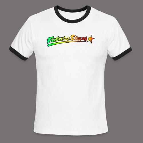 Future Stars 87 Topps - Men's Ringer T-Shirt