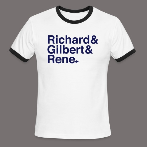 The French Connection - Men's Ringer T-Shirt
