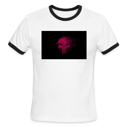 hkar.punisher - Men's Ringer T-Shirt
