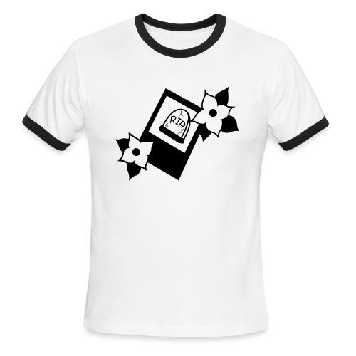 R.I.P Black - Men's Ringer T-Shirt