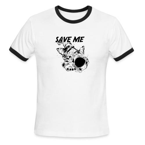 Spacer - Men's Ringer T-Shirt