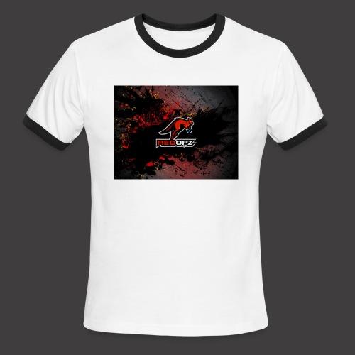 RedOpz Splatter - Men's Ringer T-Shirt