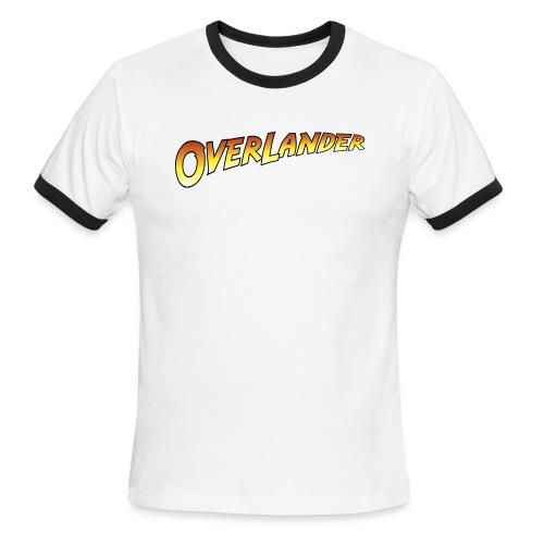 Overlander - Autonaut.com - Men's Ringer T-Shirt