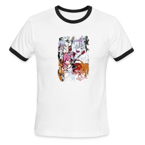 US PSYCH long - Men's Ringer T-Shirt