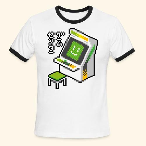 Pixelcandy_AW - Men's Ringer T-Shirt