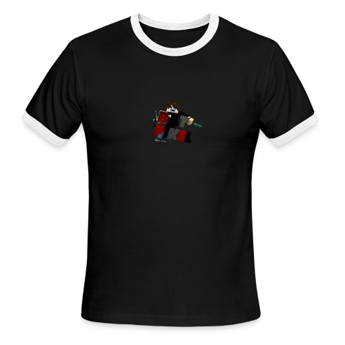 Batpixel Merch - Men's Ringer T-Shirt
