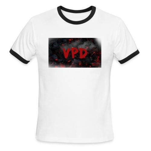 VPD Smoke - Men's Ringer T-Shirt