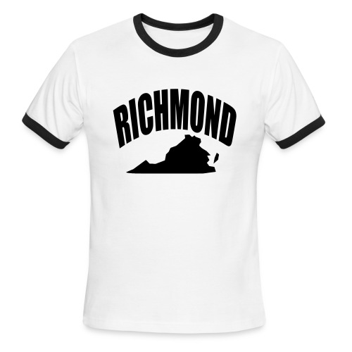 RICHMOND - Men's Ringer T-Shirt