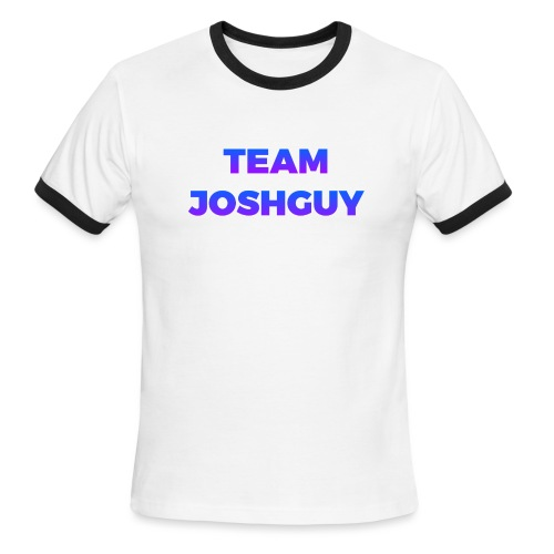 Team JoshGuy - Men's Ringer T-Shirt