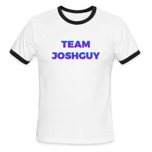 Team JoshGuy - Men's Ringer T-Shirt