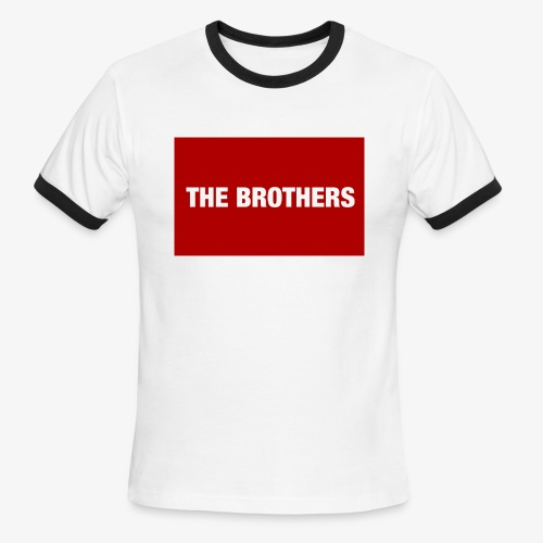 The Brothers - Men's Ringer T-Shirt