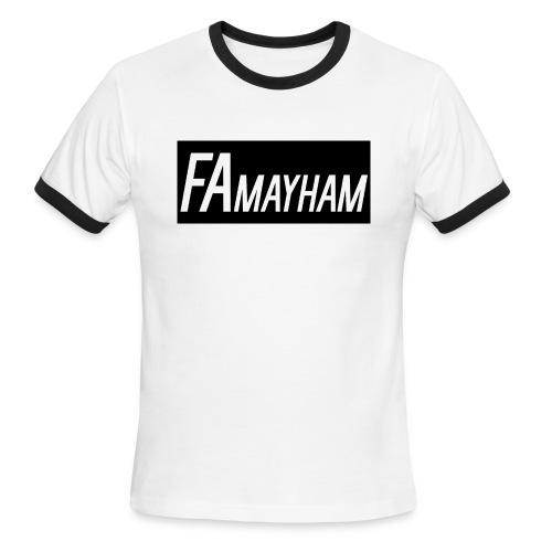 FAmayham - Men's Ringer T-Shirt