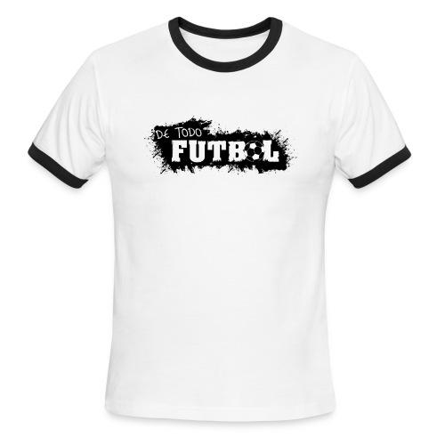 Futbol - Men's Ringer T-Shirt