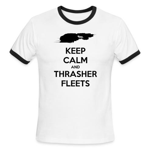 kkatf png - Men's Ringer T-Shirt