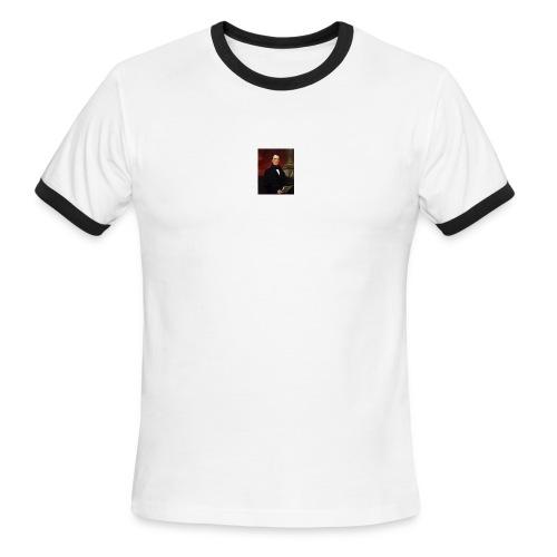 WIlliam Rufus King - Men's Ringer T-Shirt