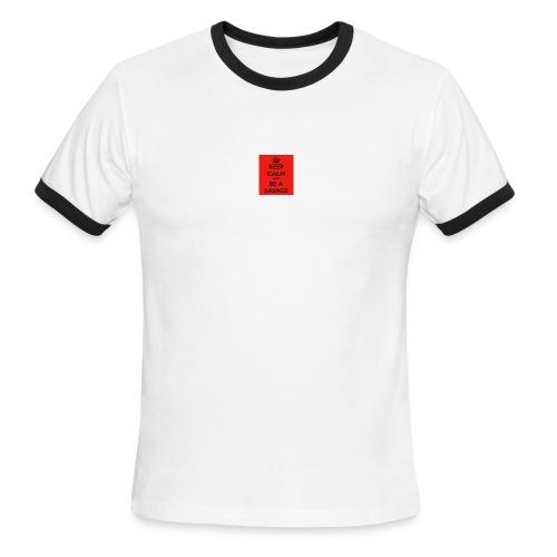 SAVAGE - Men's Ringer T-Shirt