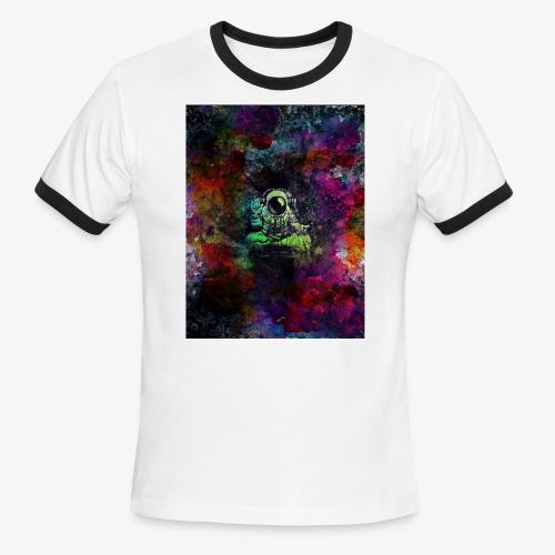Astronaut - Men's Ringer T-Shirt