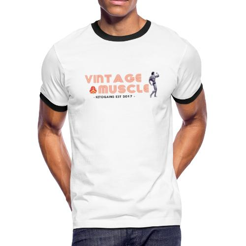 Arnold Vintage 2 - Men's Ringer T-Shirt