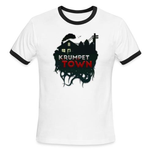 Krumpet Town - Men's Ringer T-Shirt
