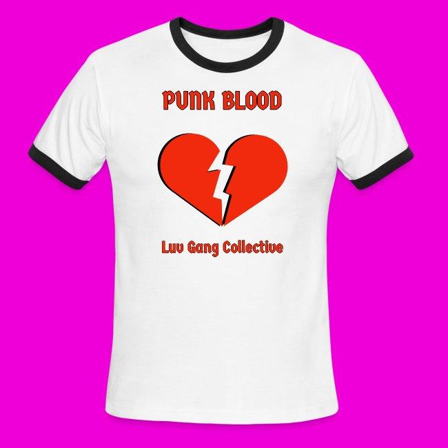 punk blood collective print