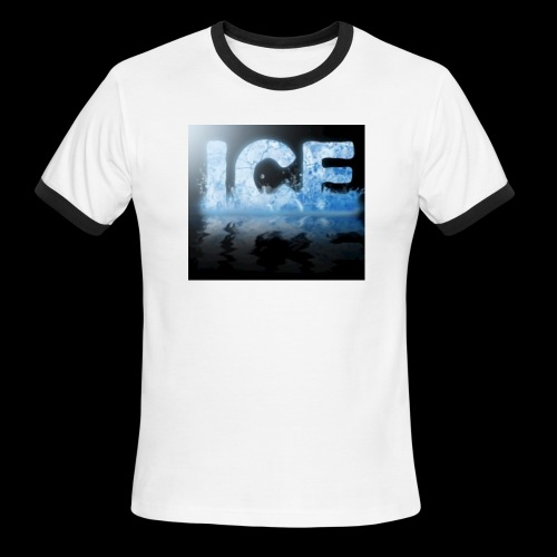 CDB5567F 826B 4633 8165 5E5B6AD5A6B2 - Men's Ringer T-Shirt