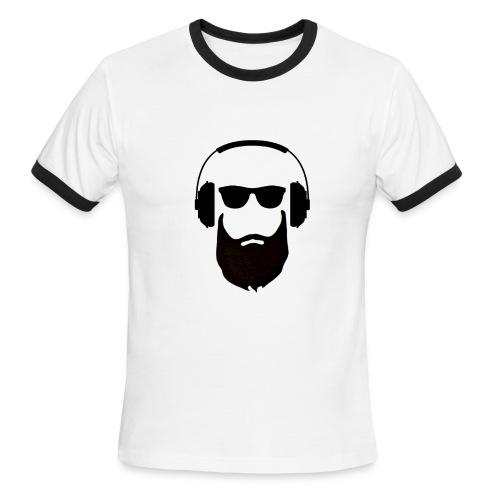 FTP Logo 1 GIF gif - Men's Ringer T-Shirt