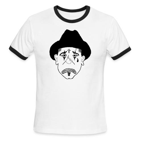 Clowns - Men's Ringer T-Shirt