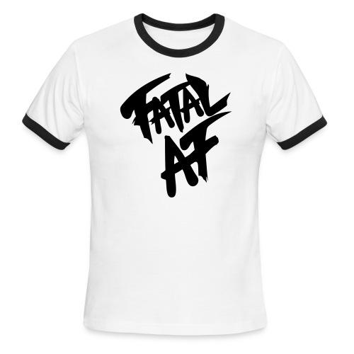 fatalaf - Men's Ringer T-Shirt