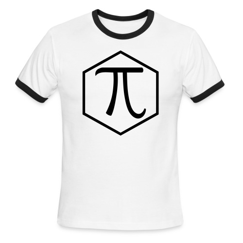Pi - Men's Ringer T-Shirt